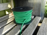 elastiek/6mm/25mtr.                                      GROEN