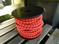 elastiek/10mm/15mtr.                                      ROOD