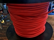 elastiek6mm/200mtr.      rood
